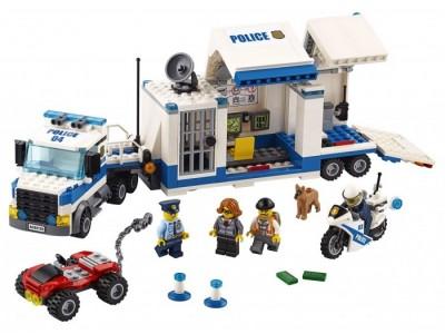 LEGO 60139 - Мобильный командный центр