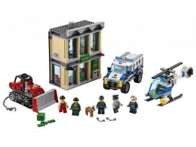 LEGO 60140 - Ограбление на бульдозере