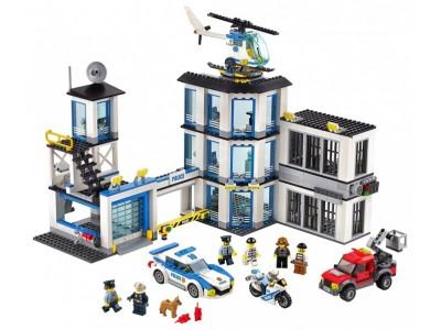 LEGO 60141 - Полицейский участок