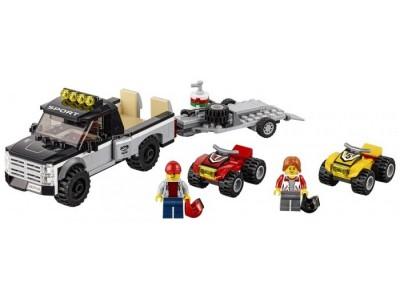 LEGO 60148 - Гоночная команда