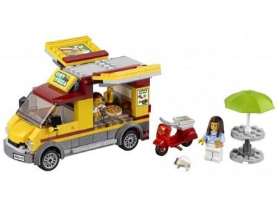 LEGO 60150 - Фургон-пиццерия