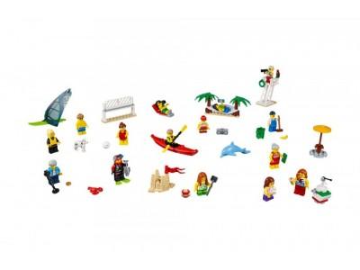 LEGO 60153 - Веселье на пляже