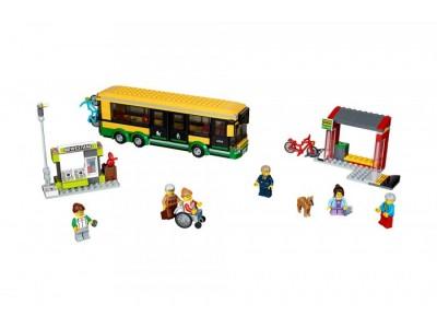 LEGO 60154 - Автобусная остановка
