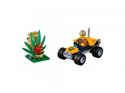 LEGO 60156 - Джунгли: Багги