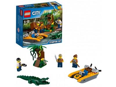 LEGO 60157 - Джунгли: набор для начинающих