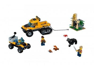 LEGO 60159 - Джунгли: Миссия на вездеходе