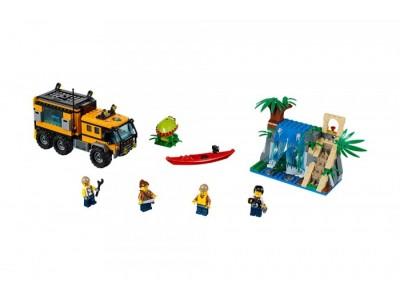 LEGO 60160 - Джунгли: Мобильная лаборатория
