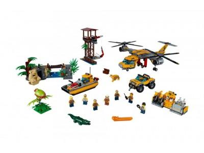LEGO 60162 - Вертолёт для доставки тяжёлых грузов