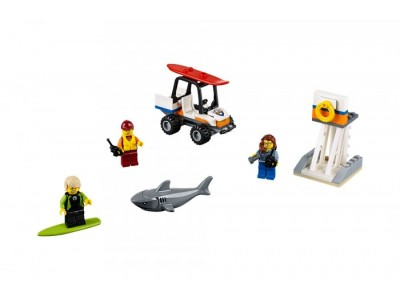 LEGO 60163 - Береговая охрана. Набор для начинающих