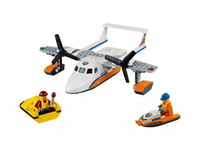LEGO 60164 - Морской спасательный самолет