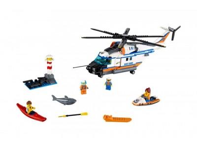 LEGO 60166 - Мощный спасательный вертолет