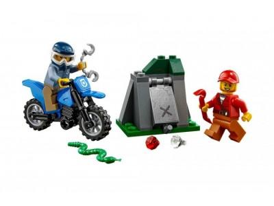 LEGO 60170 - Погоня на внедорожниках