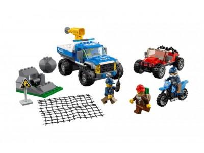 LEGO 60172 - Погоня по грунтовой дороге