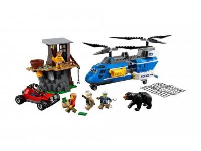 LEGO 60173 - Погоня в горах