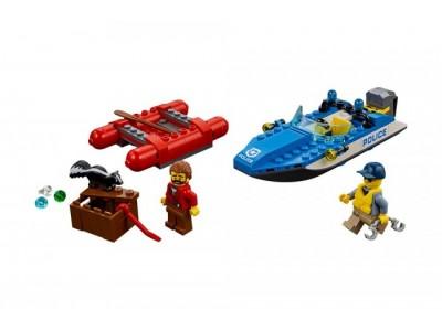 LEGO 60176 - Погоня по горной реке