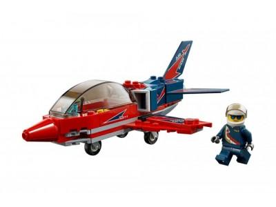 LEGO 60177 - Реактивный самолёт