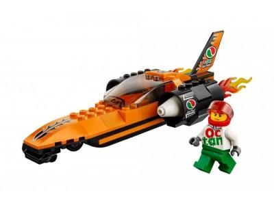 LEGO 60178 - Гоночный автомобиль