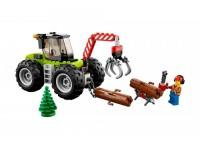Лесной трактор