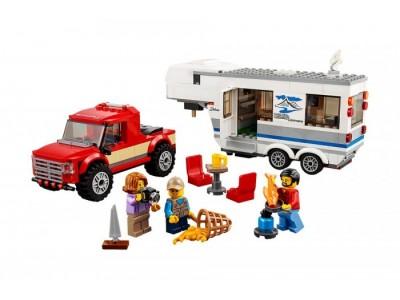 LEGO 60182 - Дом на колесах