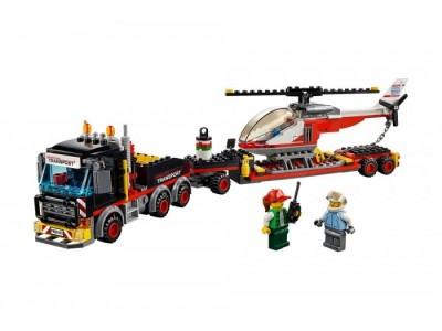 LEGO 60183 - Перевозчик вертолета