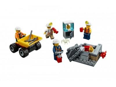 LEGO 60184 - Бригада шахтеров