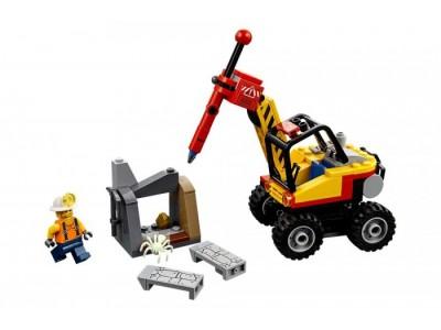 LEGO 60185 - Трактор для горных работ