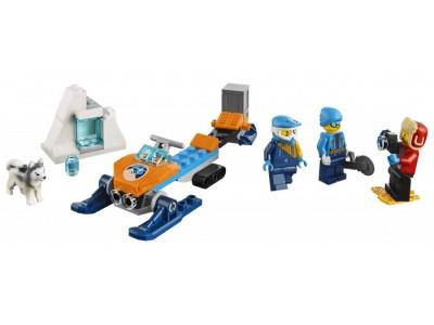 LEGO 60191 - Полярные исследователи