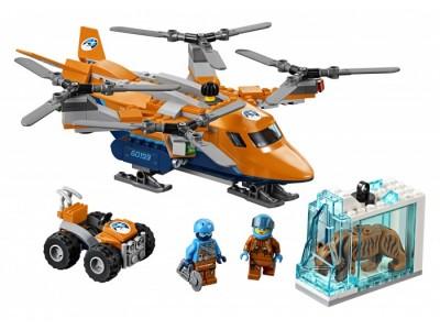 LEGO 60193 - Арктический вертолёт