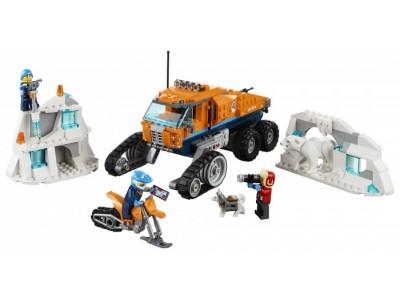 LEGO 60194 - Грузовик ледовой разведки