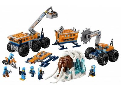 LEGO 60195 - Передвижная арктическая база