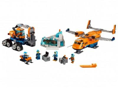 LEGO 60196 - Арктический грузовой самолёт