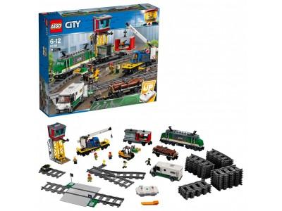 LEGO 60198 - Товарный поезд