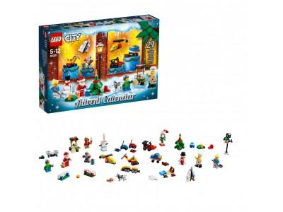 LEGO 60201 - Новогодний календарь Сити