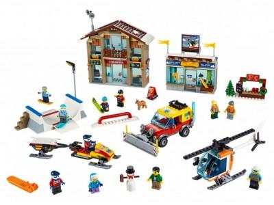 LEGO 60203 - Горнолыжный курорт