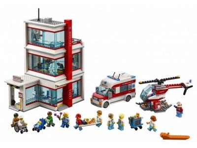 LEGO 60204 - Городская больница