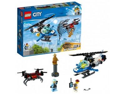 LEGO 60207 - Погоня дронов