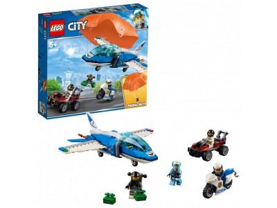 LEGO 60208 - Арест парашютиста