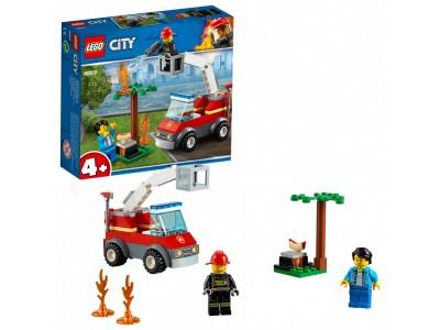LEGO 60212 - Пожар на пикнике