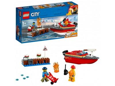 LEGO 60213 - Пожар в порту