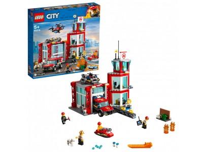 LEGO 60215 - Пожарное депо