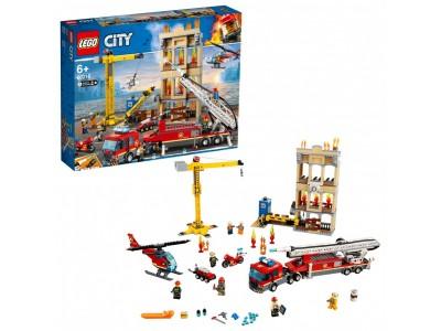 LEGO 60216 - Центральная пожарная станция