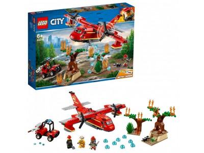 LEGO 60217 - Пожарный самолёт