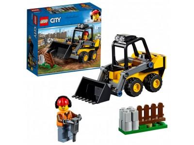 LEGO 60219 - Строительный погрузчик