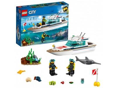 LEGO 60221 - Яхта для дайвинга