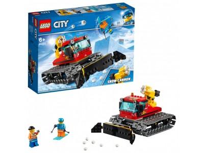 LEGO 60222 - Снегоуборочная машина