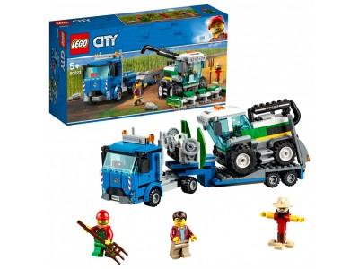 LEGO 60223 - Транспортировщик для комбайнов