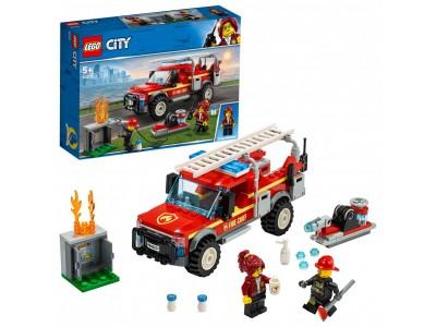 LEGO 60231 - Грузовик начальника пожарной охраны