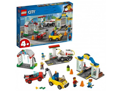 LEGO 60232 - Автостоянка