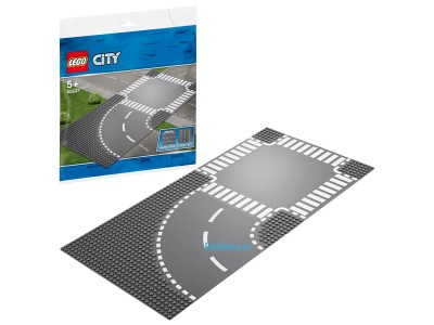 LEGO 60237 - Поворот и перекрёсток
