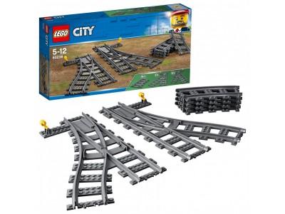 LEGO 60238 - Железнодорожные стрелки